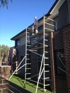 Aluminium scaffolding hire sydney Riverwood Canterbury Area Preview