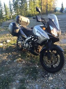 2003 Suzuki vstrom 1000 adventure touring