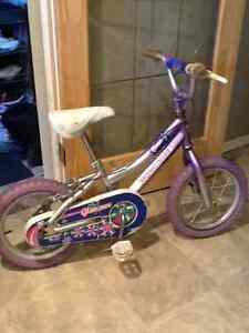 GIRL'S MONGOOSE BIKE