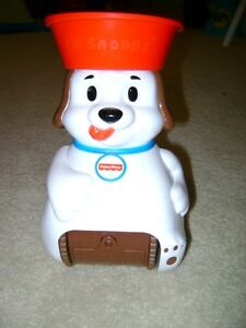 Fisher Price Lil' Snoopy Toy