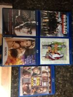 Blu-ray's for sale