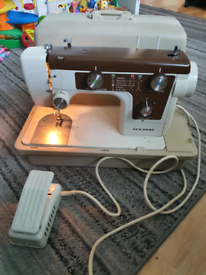 Janome New Home 632 Vintage Sewing Machine