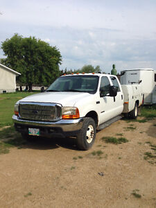 1999 Ford F-350 SD-XLT Other