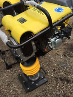 BRAND NEW LONCIN RM196LC JUMPING JACK RAMMER NEW!!
