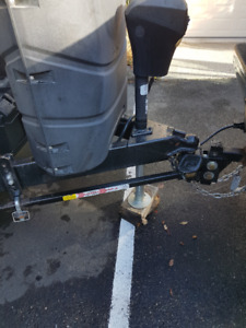 4 PT SWAY BAR HITCH ASSEMBLY