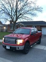 Ford F-150 XTR ruby red!!! Must sell