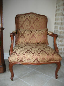 Arm Chair/bergere