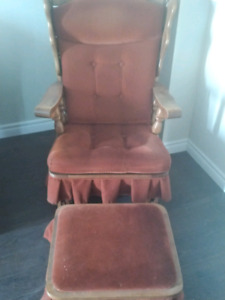 Shermag Glider Chair for sale