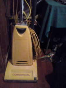 Carpet Pro CPU-2T Heavy Duty Commercial Upright Vacuum