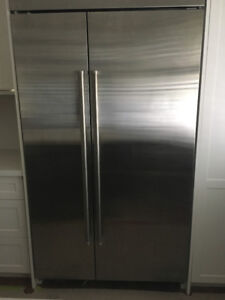 Selling SUB ZERO Stainless steal Fridge Panels