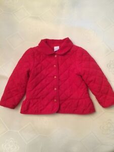 Quilted Jacket, 18 - 24 Months