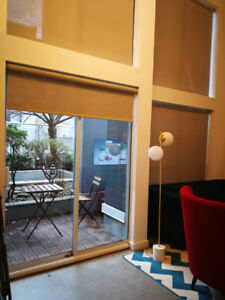 Beautiful condo for rent in Yale town Vancouvver