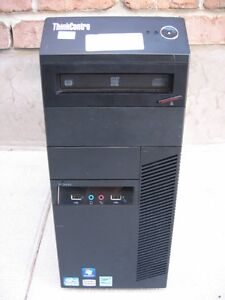 Lenovo thinkcentre M91p tower for sale