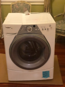 Whirlpool Duet Washer and Dryer For Sale