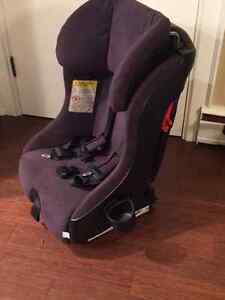 Clek Foonf carseat, black Stratford Kitchener Area image 1