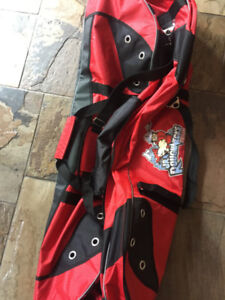 Jr Roughnecks Lacrosse Bag - NEW