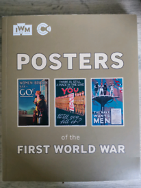 Posters of WW1 book