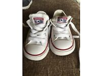 Size 4 toddler converse