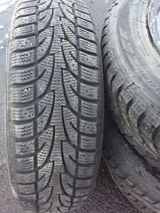 Winter Tire Package for a Honda Fit Kingston Kingston Area image 3