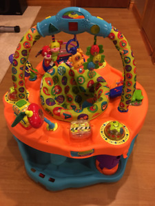 EvenFlow Babysteps ExerSaucer