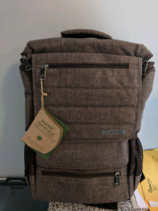 Brand new laptop backpack briefcase