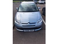 Citroen c4 car vtr 1.6 3dr 05 Reg