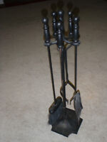 Outils de foyer / Fireplace tools