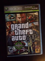 Xbox 360 Games GTA IV Batman FIFA