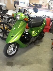 Honda dio 70cc