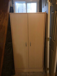Two Wardrobe/Pantry/Storage closets