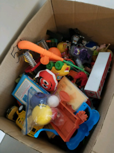 Box of kids toys *FREE*
