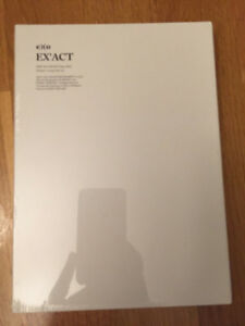 [kpop] EXO EX'ACT Lucky One version Chinese (brand new/sealed)
