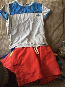 boys clothes lot sz 2-5