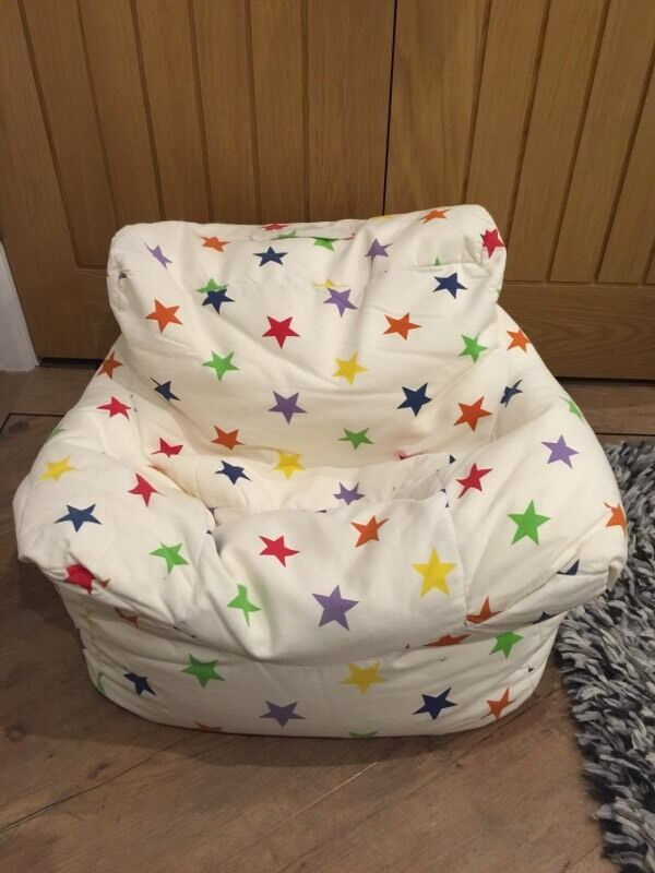 Great Little Trading Company GLTC Starry Beanbag Chair