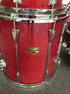 Tama Artstar II - 7 piece Shell Kit + cases West Island Greater Montréal image 6