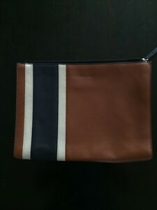 Coach leather tablet case