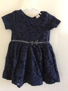 Carter's Toddler Lace Dress - 12 months