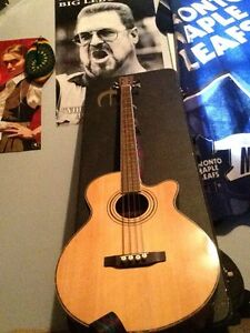 Madera Acoustic-Electric bass