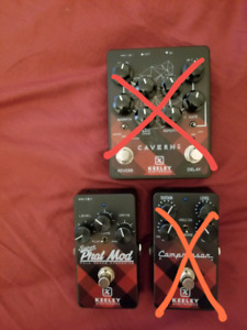 Keeley Phat Mod Canadian Edition Drive Overdrive