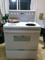 Good little frigidaire stove for sale
