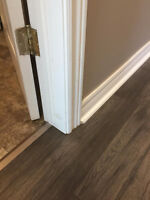 Longwoods Laminate Installation