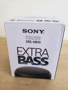 Sony extra base wireless speaker