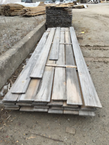1x8 Pine Pattern PILES - LUMBER CLEAROUT