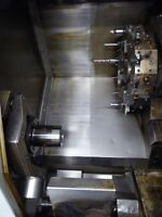 2002 HAAS SL-10 with BARFEED, CNC Turning Center
