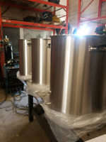 Custom brewing and home brewing equipment