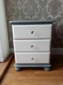 Solid Pine Drawers with Furniture Paint