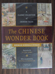 The Chinese Wonder Book A Classic Collection of Chinese Tales