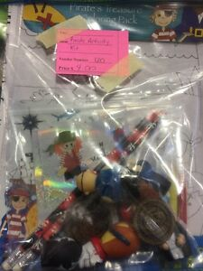 Pirate theme activity kits London Ontario image 1