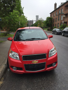 2010 chevy Aveo, 76000km, new brake/new battery/new tires