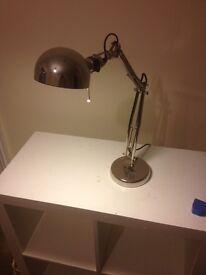 Retro office ikea metal lamp